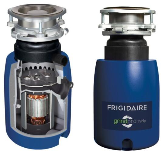 1 3 HP Frigidaire FFDI331DMS GrindPro Direct Wired Continuous Feed Waste Disposer Unit
