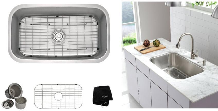 Undermount Kitchen Sink Installation Video