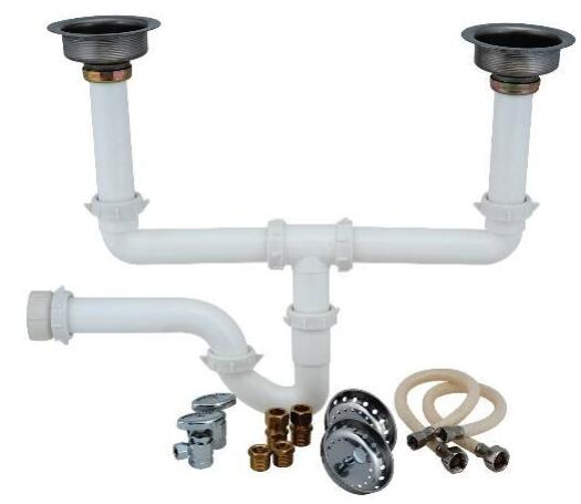 National Brand Alternative 172131 Garbage Disposal Installation Kit