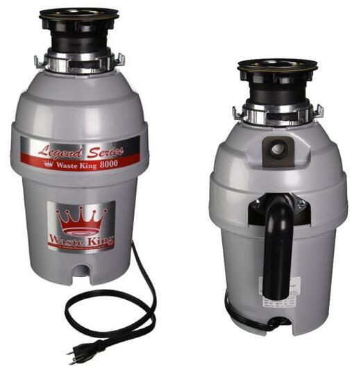 1 hp cheap garbage disposal
