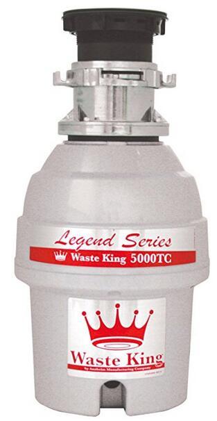 waste king safe garbage disposal
