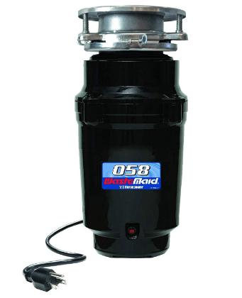 1 2hp garbage disposal unit