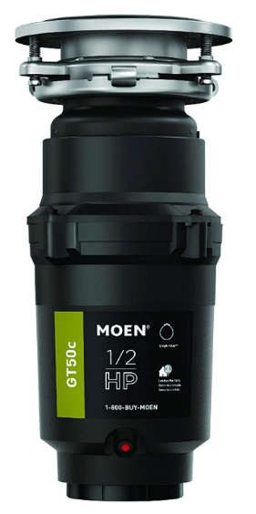 Moen GT50C garbage disposal review