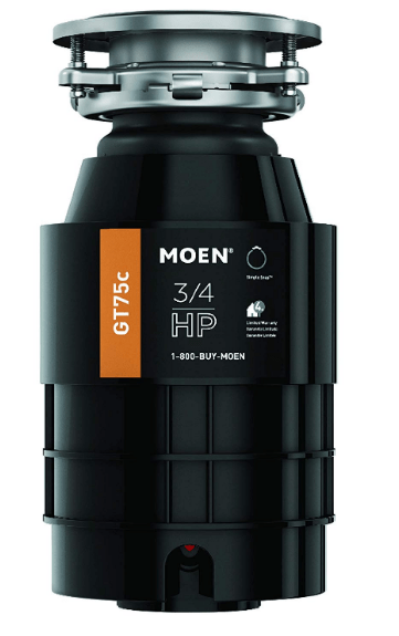 Moen GT75C garbage disposal review