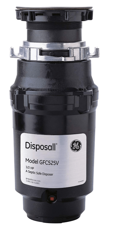 best electric garbage disposal for septic
