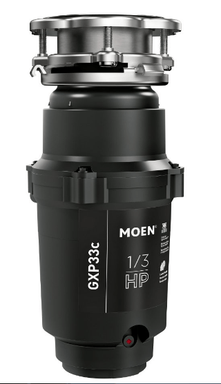 compact moen garbage disposal review