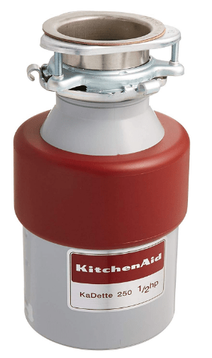 kitchenaid compact garbage disposal