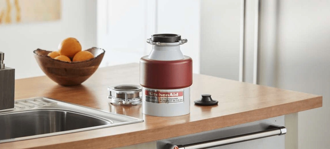 kitchenaid garbage disposal reviews