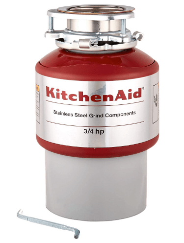 kitchenaid waste garbage disposal