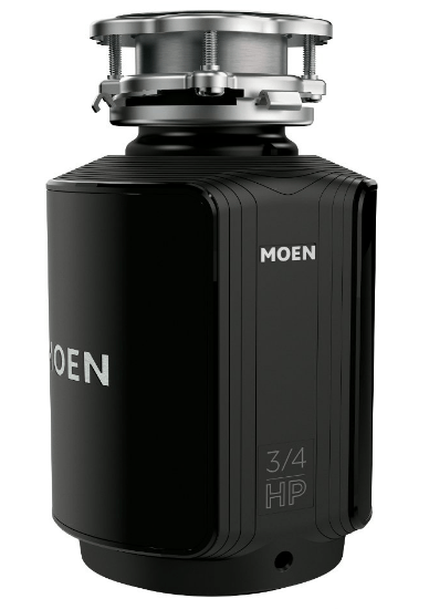 quiet moen garbage disposal
