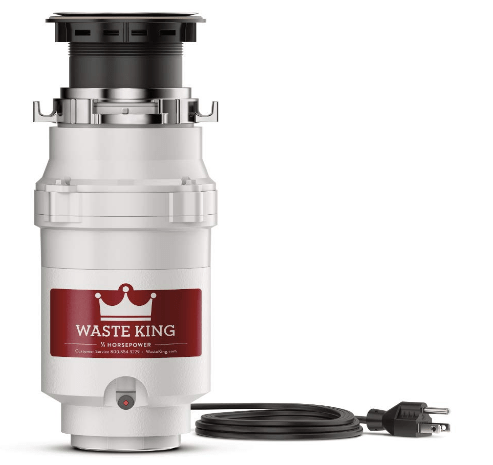 waste king compact garbage disposal review