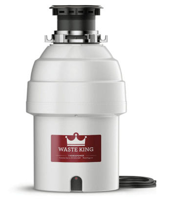 waste king garbage disposal for septic
