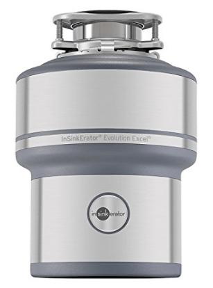 1hp stainless steel garbage disposal