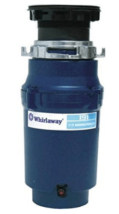 Whirlaway Garbage Disposal 191 review