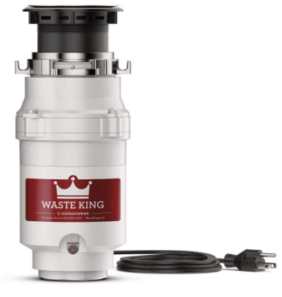 cheap 1 2 hp garbage disposal