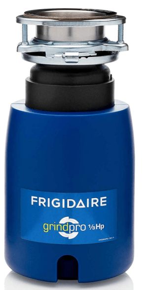 frigidaire 1 3 hp garbage disposal