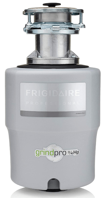 frigidaire batch feed garbage disposal