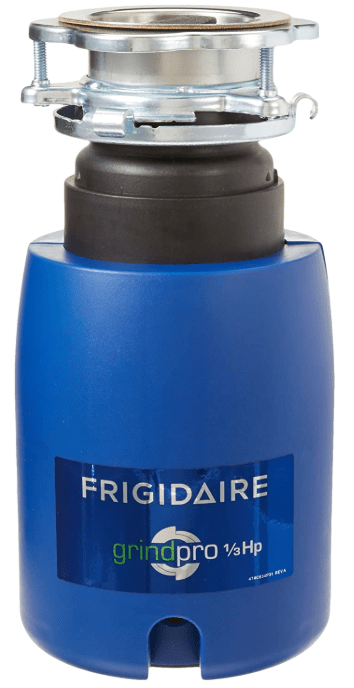 frigidaire garbage disposal for small household
