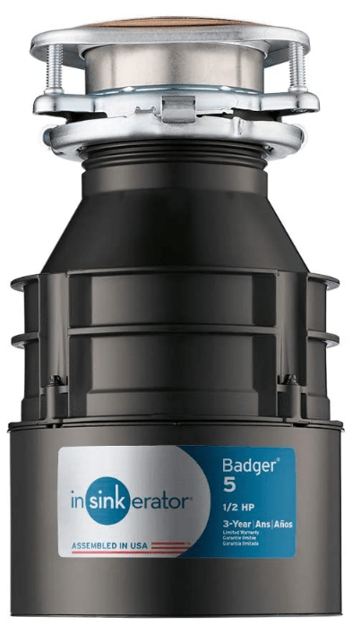 insinkerator badger 5