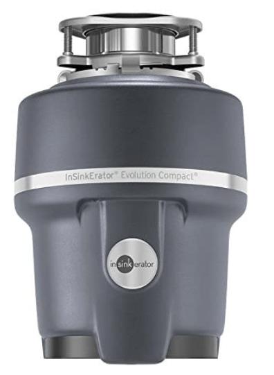 insinkerator compact garbage disposal