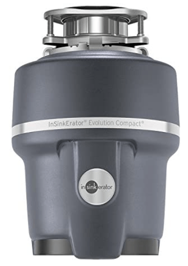 insinkerator continuous feed garbage disposal