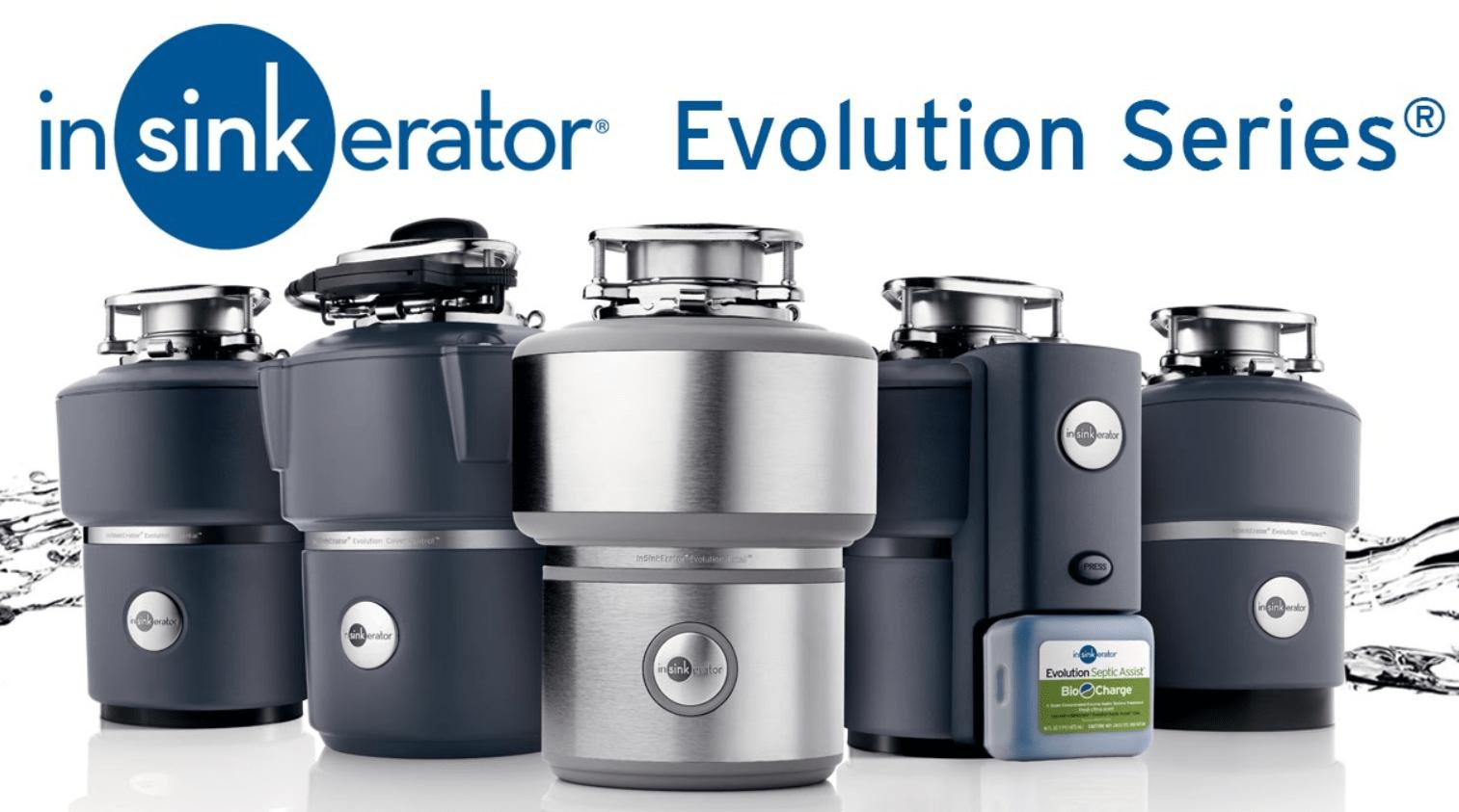 insinkerator evolution garbage disposal reviews