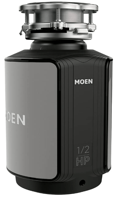 moen best compact garbage disposal