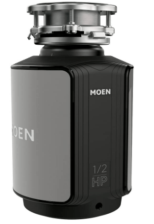 moen garbage disposal under 100
