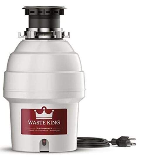 waste king l 3300 garbage disposal