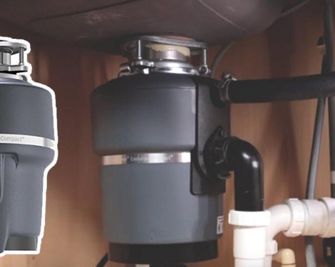 InSinkErator Evolution Compact Garbage Disposal