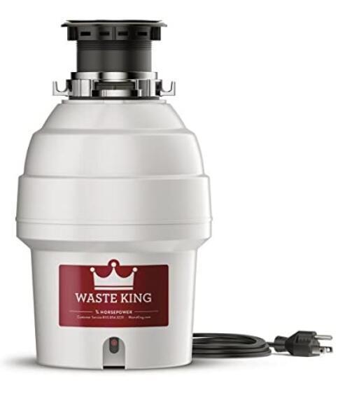 waste King garbage disposal under 150