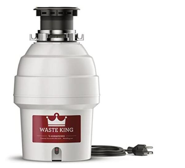 waste king l 3300 review