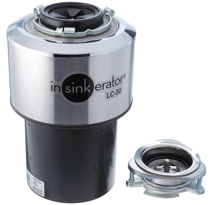 insinkerator lc 50 commercial disposer