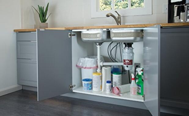 best garbage disposal for small spaces