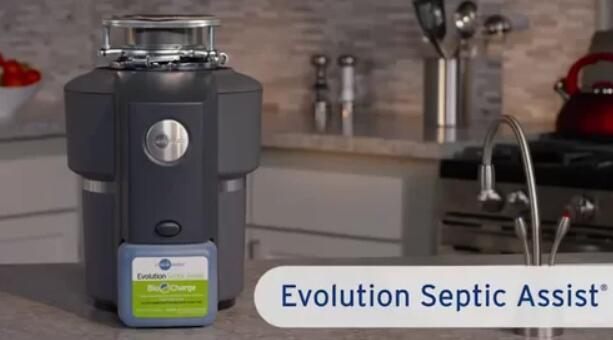 insinkerator evolution septic assist review