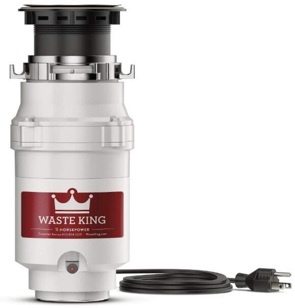 waste king 1001 small garbage disposal