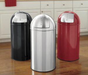 best 13 gallon kitchen trash can reviews