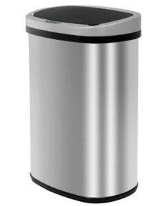 BestOffice 13 gallon waste bin review