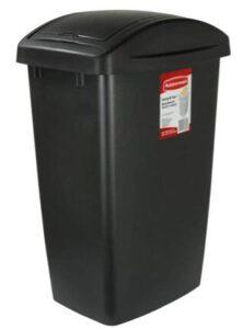 13 gallon swing top trash can