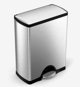 simplehuman rectangular trash can 13 gallon