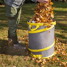 best pop up trash can for gardening