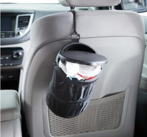 Rubbermaid hanging pop up trash can for cars