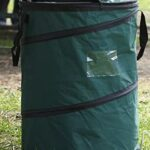 30 gallon multi functional pop up trash can