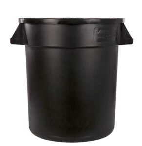 10 gallon trash can with round shape