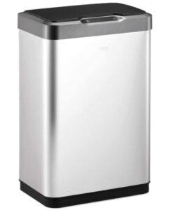 13.2 gallon retangular trash can