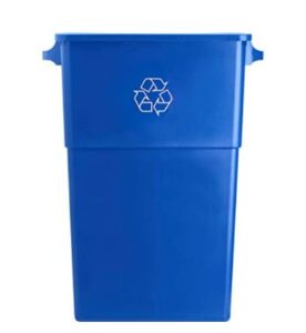30 gallon kitchen garbage can with handles