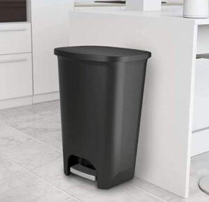 20 gallon plastic trash can for kitchen