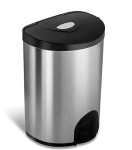 best for disposing of trash can with 4 gallon capacity