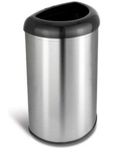 Ninestars cheap 13 gallon trash bin for hiding trash