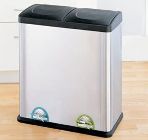two in one step tarsh can with 20 gallon capacity